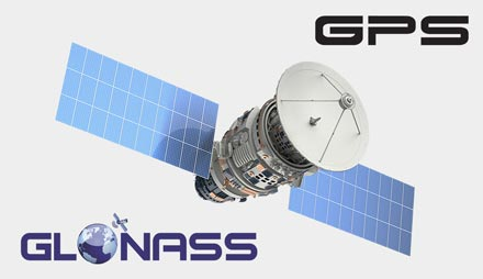 GPS and Glonass Compatible - X703D-F